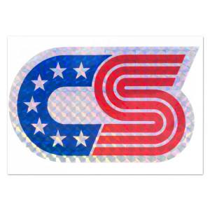 CS Holographic Sticker