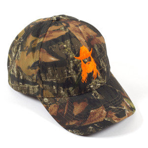 Chris Stapleton Embroidered Mossy Oak Break-up Camo Hat
