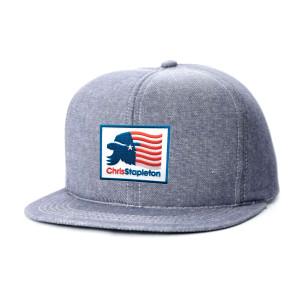 Chris Stapleton Foam Denim Hat