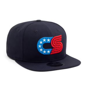 The New Era Chris Stapleton Snapback Hat