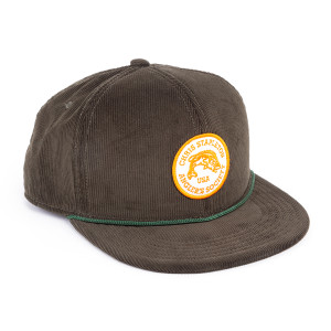 The Wilderness Cap in Corduroy