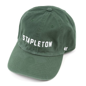 Green 47 Brand Dad Hat