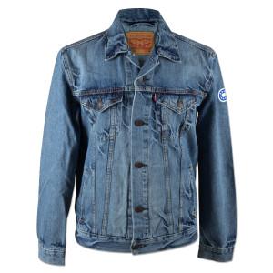 Custom Stapleton Levi's Denim Jacket