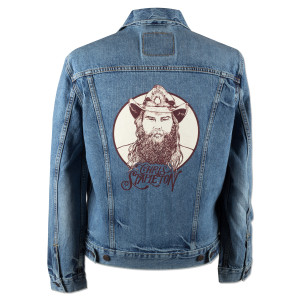 Custom Stapleton Levi's Denim Jacket