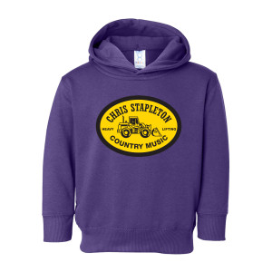 The Stapleton Digger Toddler Hoodie