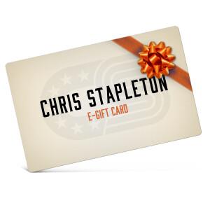 Chris Stapleton eGift Card