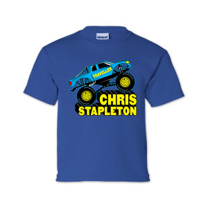 The Monster Truck Boys T