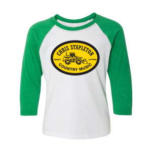 The Youth Digger Raglan