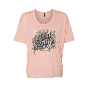 Ladies Flower Fashion T
