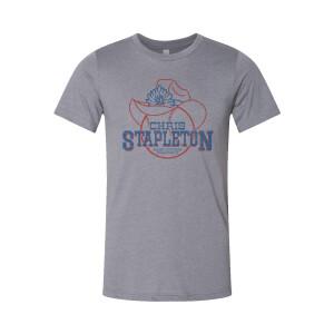 Chris Stapleton Arlington Baseball Tee