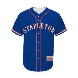 Chris Stapleton 2021 Arlington Baseball Jersey
