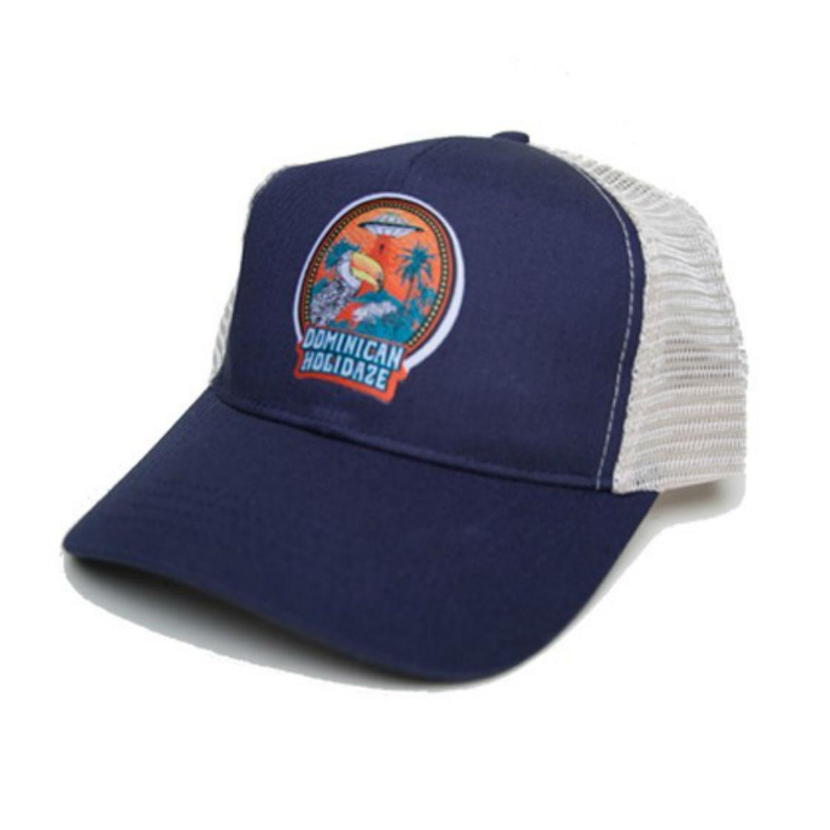 Space Toucan Trucker Hat
