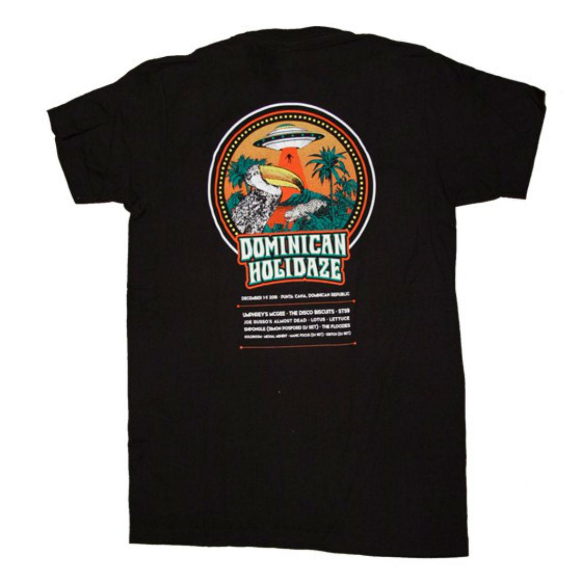 Space Toucan Men's SS