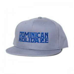 Dominican Holidaze Logo Snapback (Grey)