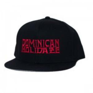 Dominican Holidaze Logo Snapback (Black)