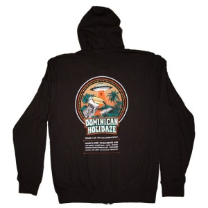 Space Toucan Zip Up Hoodie