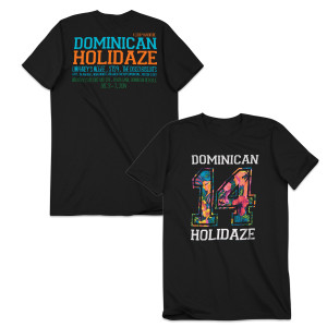 Dominican Holidaze 14' Tee