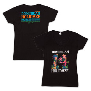 Dominican Holidaze 14' Women's Tee