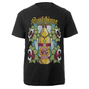 Sublime 40 oz Bottle Tee