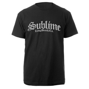 Sublime LBC Logo Tee