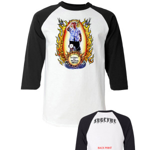 Tribute to Bradley Mens Raglan