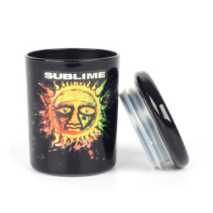 Sublime 6oz Sun Storage Jar