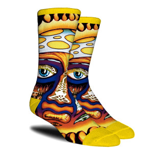 Sublime Sun Logo Sock
