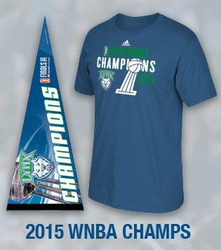 2015 WNBA Champs