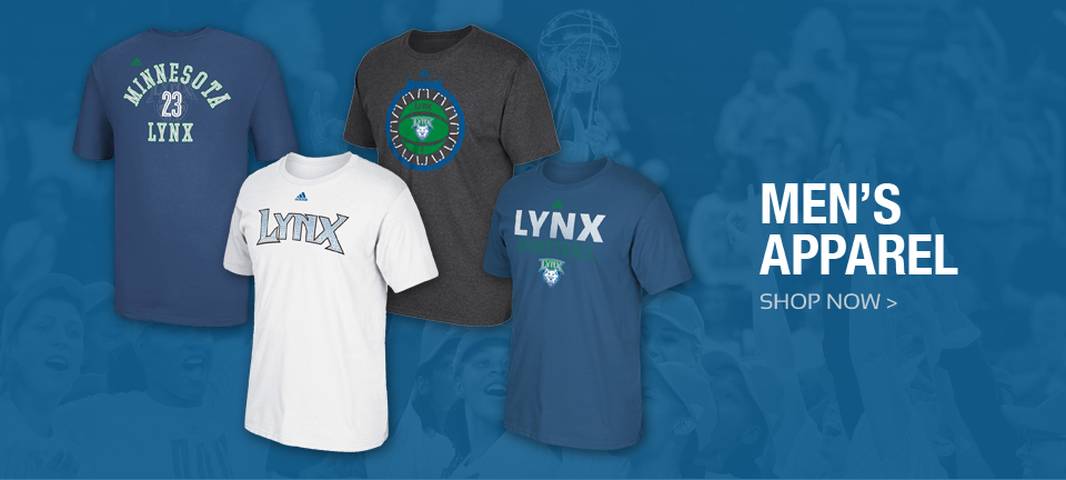 Minnesota Lynx Men's Apparel