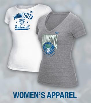 Minnesota Lynx Women's Apparel