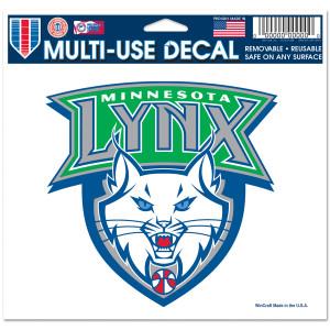 Lynx 5x6 Multi Use Decal, Cut To Logo
