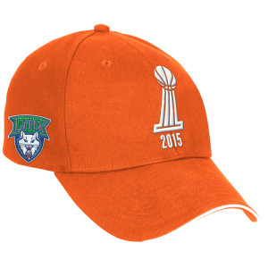 adidas Lynx 2015 WNBA Finals Champions Locker Room Hat