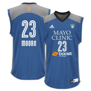 Lynx adidas Moore Replica Jersey