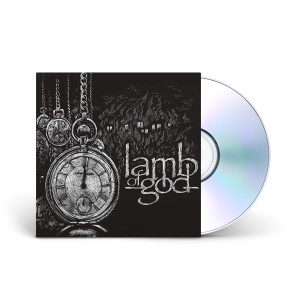 Lamb of God Softpack Alternate Cover CD + Digital Download