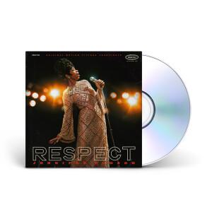Jennifer Hudson - RESPECT (Original Motion Picture Soundtrack) CD