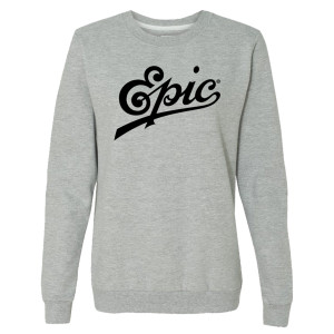 Official Epic Records Crewneck