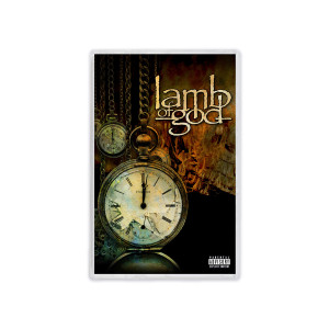 Lamb of God Cassette + Digital Download