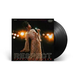 Jennifer Hudson - RESPECT (Original Motion Picture Soundtrack) 2-LP Vinyl