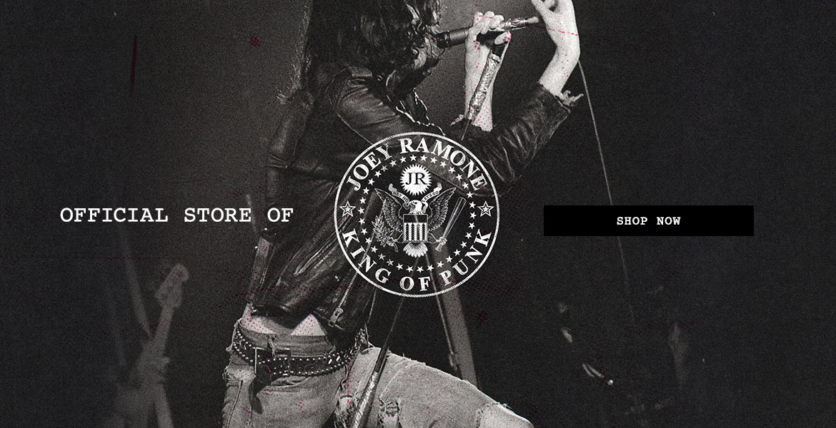 Joey Ramone Official Store