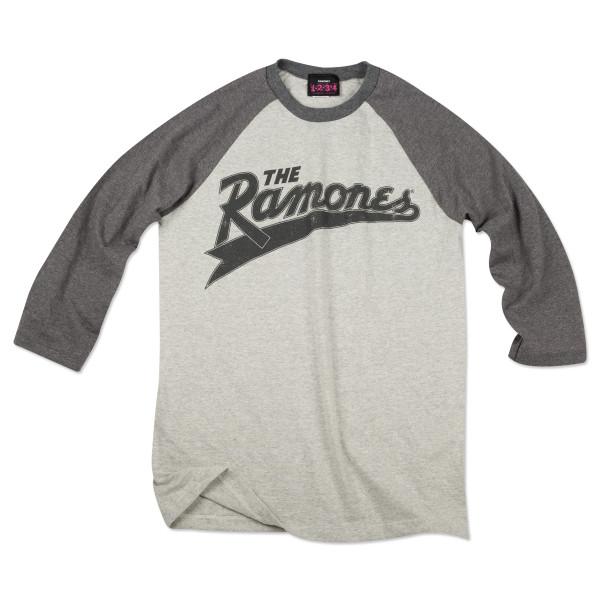 642a04cddd58 Ramones Baseball Raglan Shirt