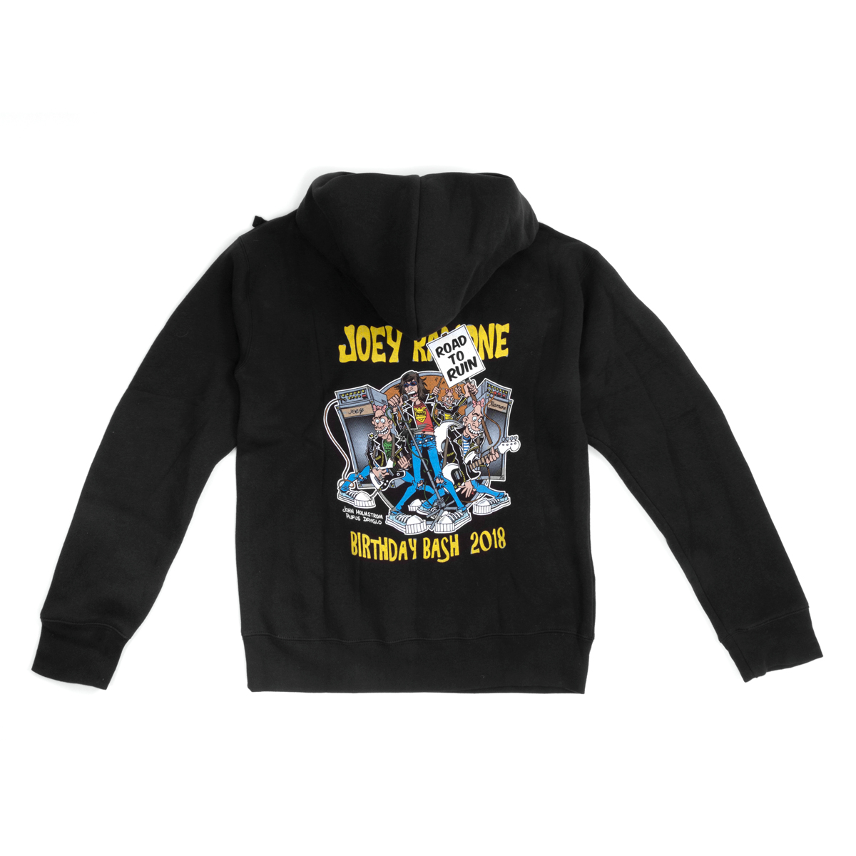Joey Ramone 2018 Birthday Bash Sweatshirt