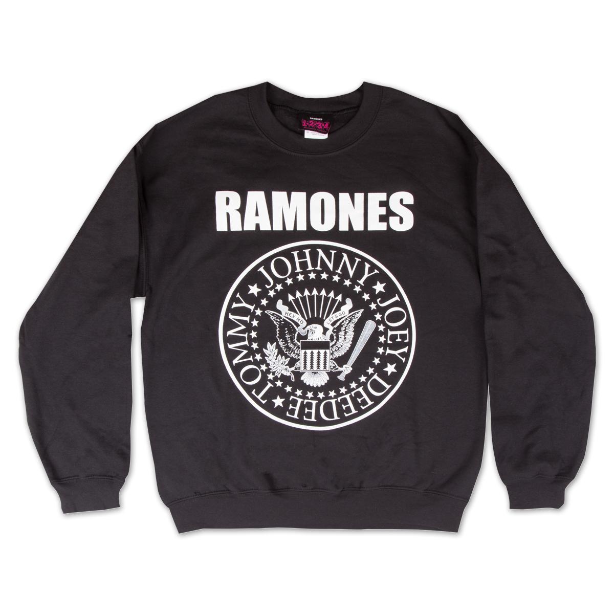 Seal Crewneck Sweatshirt