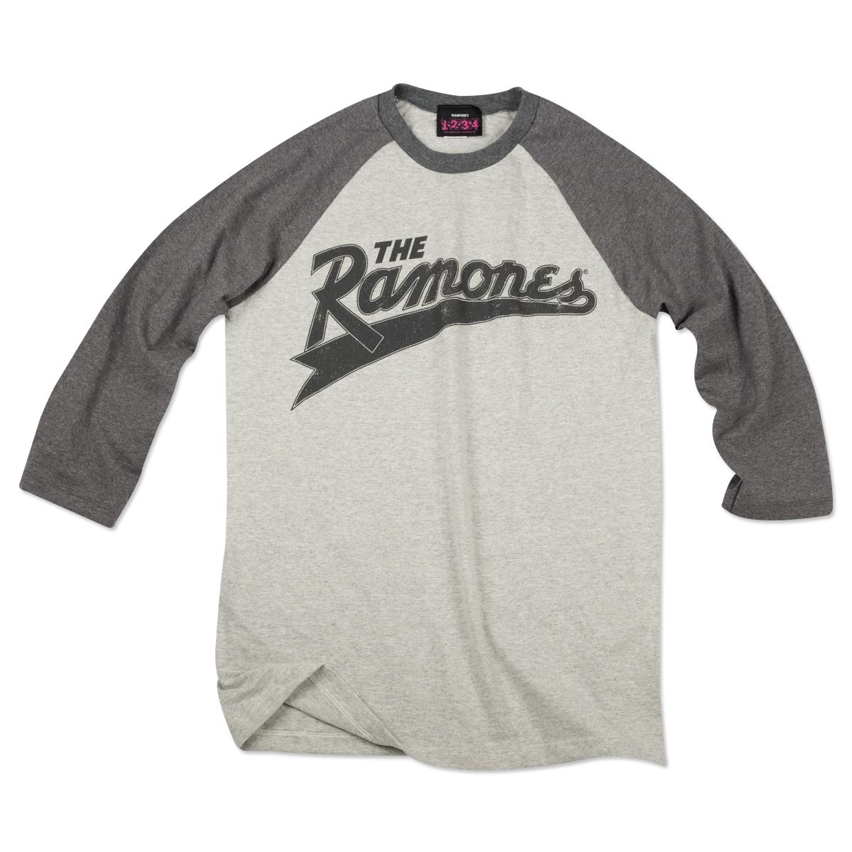 Ramones Baseball Raglan Shirt
