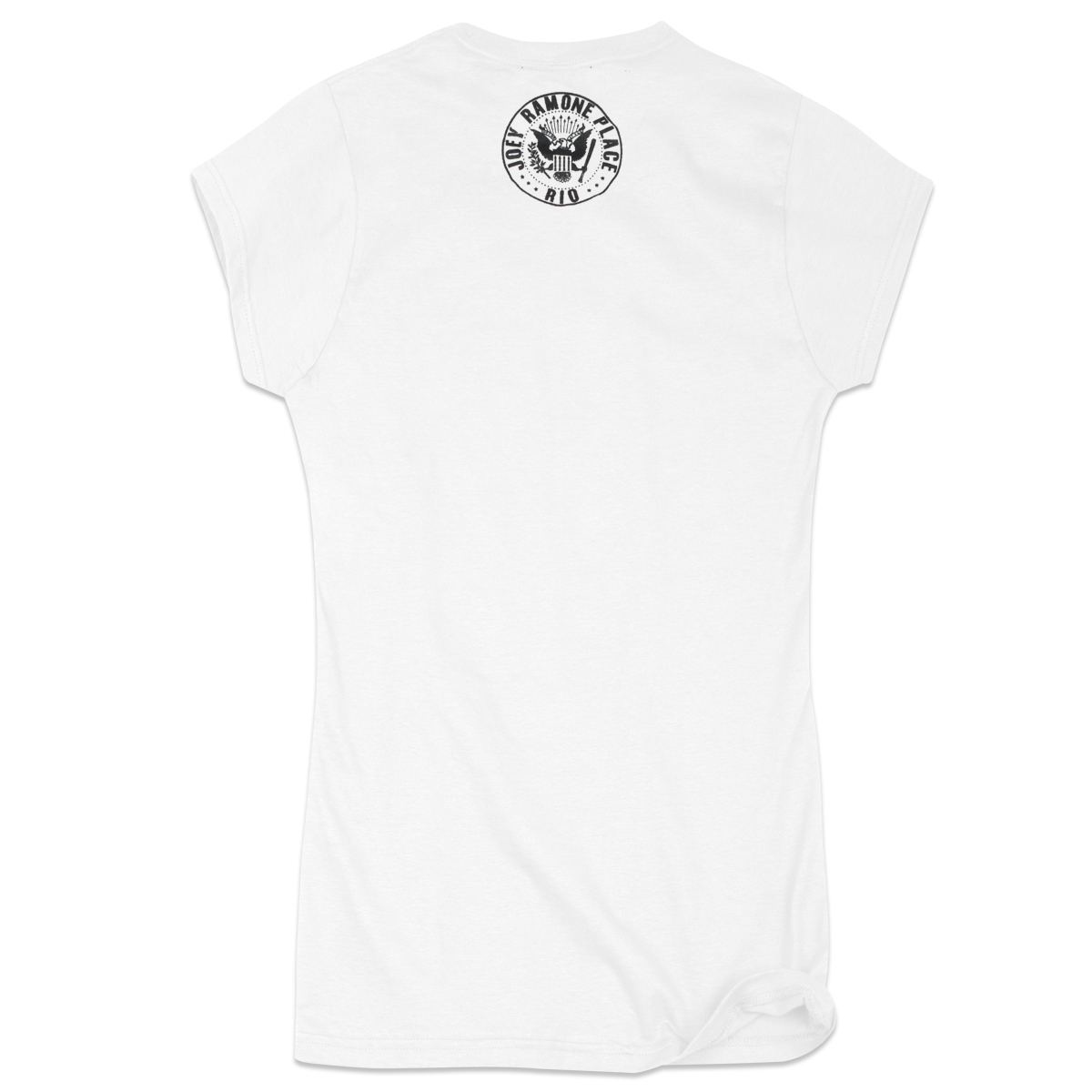 Gabba Gabba Hey Seal Womens Tee
