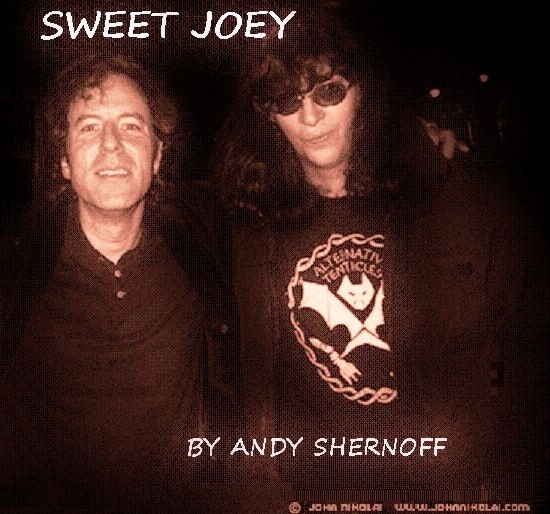 Joey Ramone -Sweet Joey (MP3)
