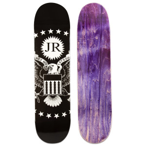 Hey Ho Let's Go Skateboard Deck