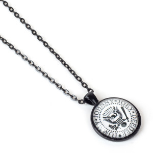 Presidential Seal Black Chain Necklace