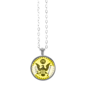JR Eagle Necklace