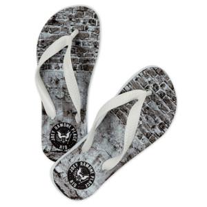 Joey Ramone Place Rio Flip Flops