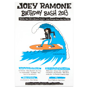 Birthday Bash 2013 Poster